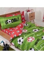 Football Junior Double Duvet Cover Offside
