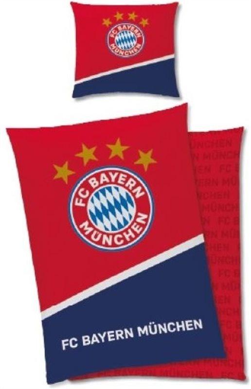 Bayern München Bayern München Dekbedovertrek Roodblauw