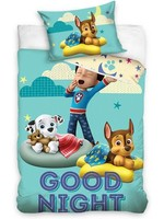 Nickelodeon Paw Patrol  Paw Patrol Junior Duvet Cover Set GOOD NIGHT