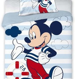 Disney Mickey Mouse Junior Dekbedovertrek Sailor