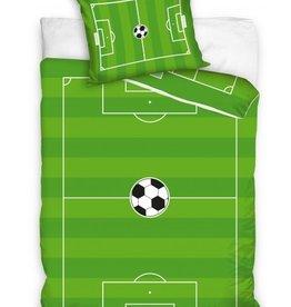 Voetbal Dekbedovertrek Speelveld
