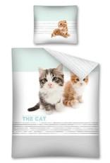 CharactersMania Katten Poesjes Dekbedovertrek The CAT