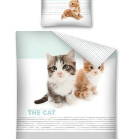 Cats Kittens Duvet Cover Set Poes The CATS