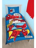 Marvel Spiderman Duvet Cover Webhead