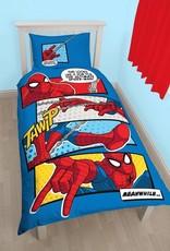 Marvel Spiderman Dekbedovertrek Webhead