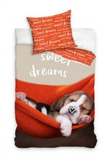 Carbotex Hond Puppy Dekbedovertrek Sweet Dreams