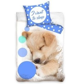 CharactersMania Puppy Duvet Cover SLeep