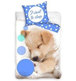 Puppy Duvet Cover SLeep
