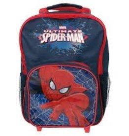 Spiderman Tas Trolley