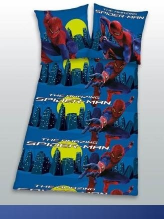 Spiderman Dekbedovertrek Katoen Spider-Man Katoen