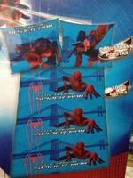 Spiderman Dekbedovertrek 140x200 Katoen Brug SB19099