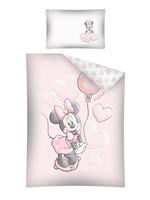 Disney Minnie Mouse  Junior Dekbedovertrek Rose Ballon & Hart