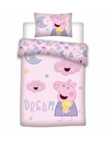 Peppa Pig Peppa Pig Dekbedovertrek Dream