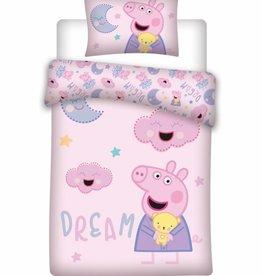 Peppa Pig Dekbedovertrek Dream
