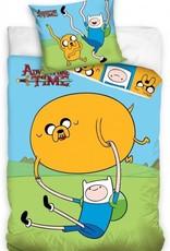 Cartoon Network Adventure Time Dekbedovertrek