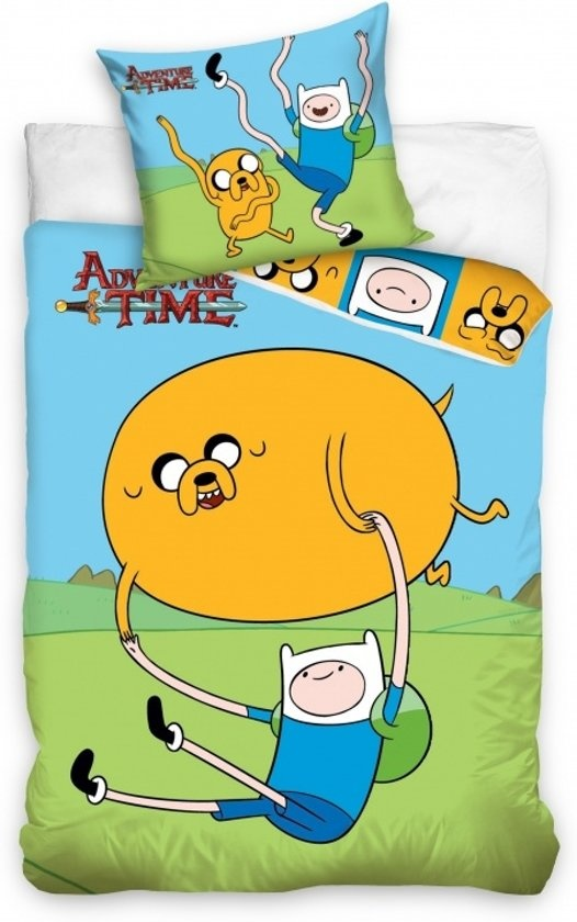 Cartoon Network Adventure Time Duvet Cover Set