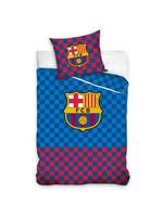 FC Barcelona FC Barcelona Dekbedovertrek Checked