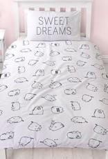 Pusheen Pusheen Dekbedovertrek Sweet Dreams