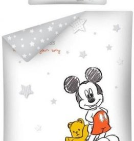 Disney Mickey Mouse Junior Dekbedovertrek
