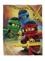 Lego Ninjago Fleece Blanket