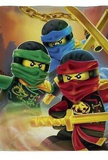 Lego Ninjago Fleece Deken Ready