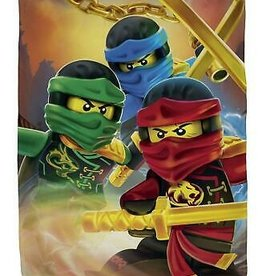 Lego Ninjago Fleece Blanket