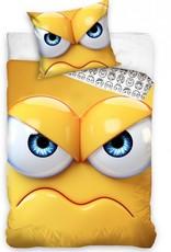 Emoji Emoji Duvet Cover Set Yellow