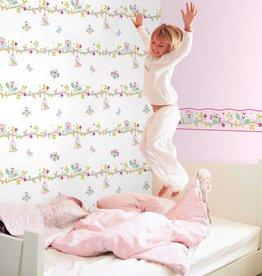 Uilen Behang