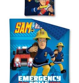 Brandweerman Sam Dekbedovertrek Emergency