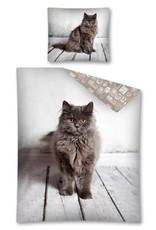 CharactersMania Kat Dekbedovertrek Kitten