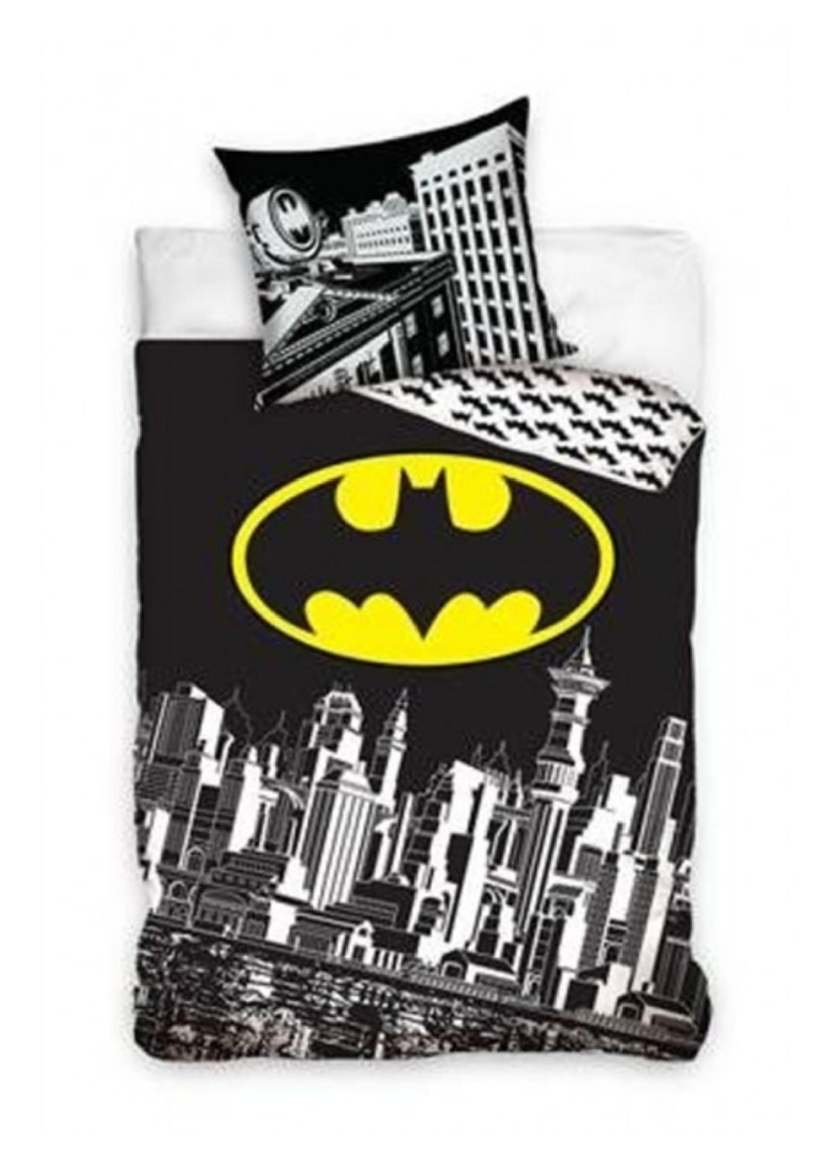 DC Comics Batman Dekbedovertrek City