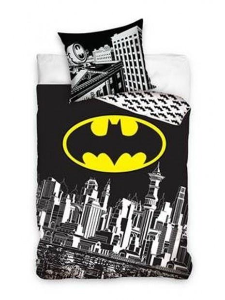 DC Comics Batman Duvet Cover Set City