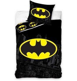 Batman Dekbedovertrek Zwart