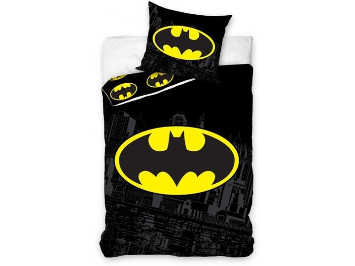 DC Comics Batman Dekbedovertrek Zwart