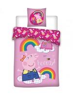 Peppa Pig Peppa Pig Dekbedovertrek Hooray