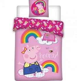Peppa Pig Peppa Pig Duvet Cover Set Hooray