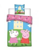 Peppa Pig Peppa Pig Dekbedovertrek Suzy & Peppa