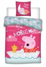 Peppa Pig Peppa Pig Duvet Cover Set Morning
