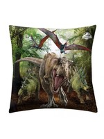 Jurassic World Kussen T-Rex Dinosaurus