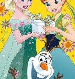Frozen 2 Handdoek Geschenk