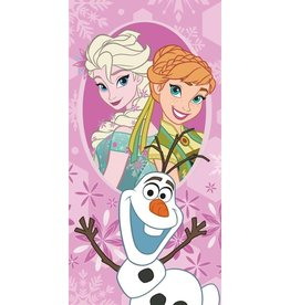 Disney Frozen Frozen Beach Towel Queens of Snow