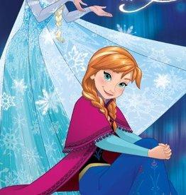 Frozen Handdoek Elsa Anna