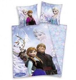 Disney Frozen Dekbedovertrek IjsKoningin DF06002-140
