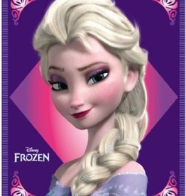 Frozen Fleece Deken FR06010-Elsa