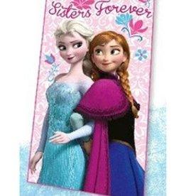 Frozen Fleece Deken Sisters Forever