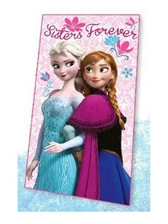 Disney Frozen Frozen Fleece Deken Sisters Forever
