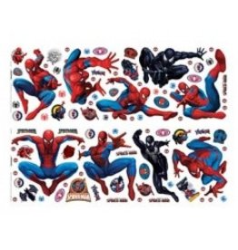 Spiderman Decoratie Stickers Amazing SB19025