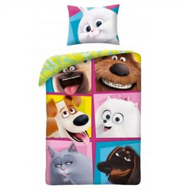 The Secret Life of Pets Secret Life Of Pets Duvet Cover Set Portrait