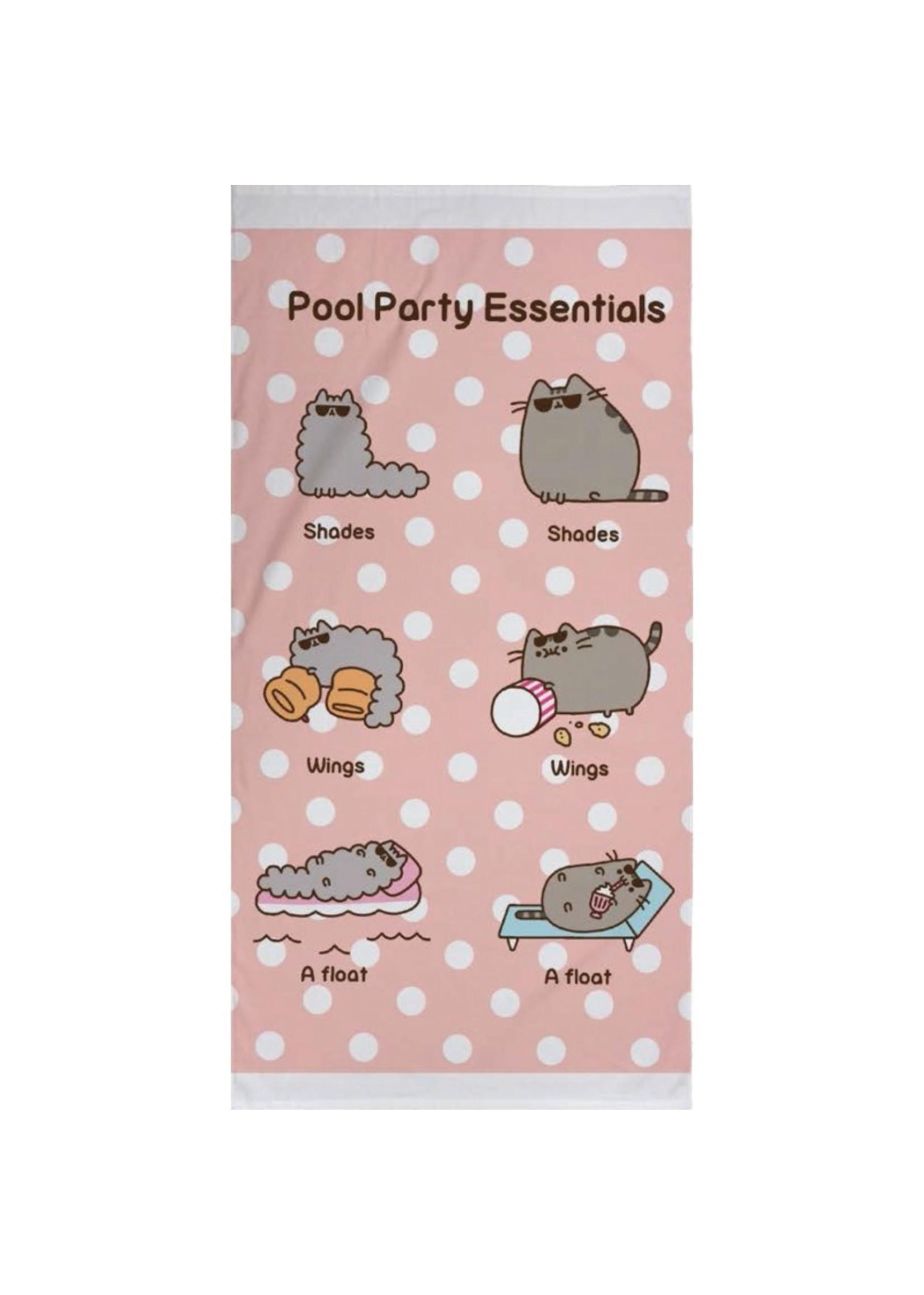 Pusheen Strandlaken Pool Party