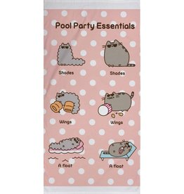 Pusheen Pusheen Beach towel